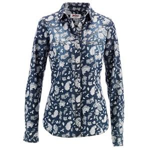 10.John Baner Jeanswear Floral Print Denim