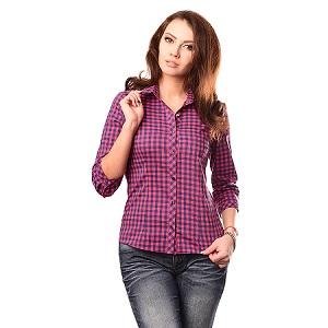 2.Maxine Plaid Shirt 3-4