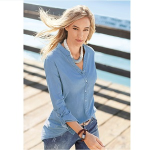 8.John Baner Jeanswear Jeans Tunic