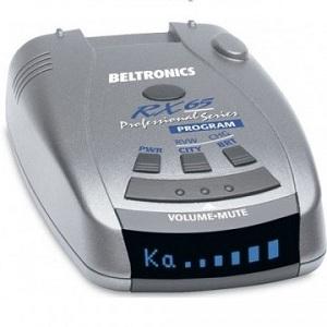1. Beltronics PRO RX65i