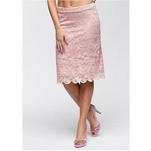 1. BodyFlirt Lace Skirt