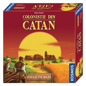 1. Colonistii din Catan