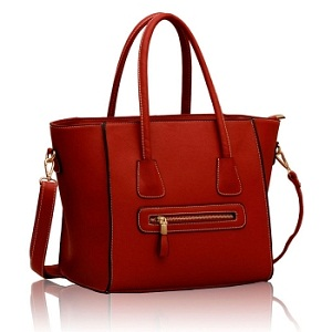 1. Maxine Red Chic