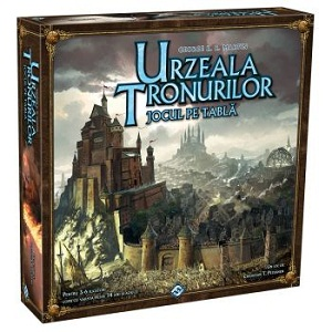 2. Fantasy Flight Games Urzeala Tronurilor
