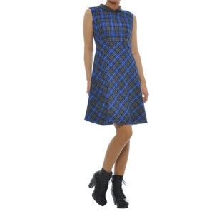 2.Miniprix Daring Plaid