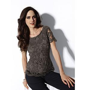 4. Bonprix Collection Lace Retro