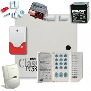 5. DSC Power PC 585