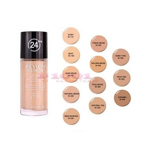 1.Revlon Colorstay Combination-Oily Skin