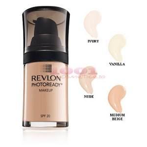 2.Revlon Photoready Makeup