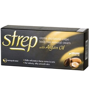 2.Strep Argan Oil