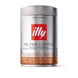 3. Cafea filtru Illy