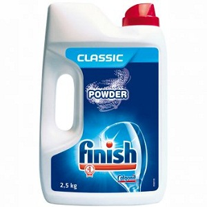 3. Finish Classic Powder