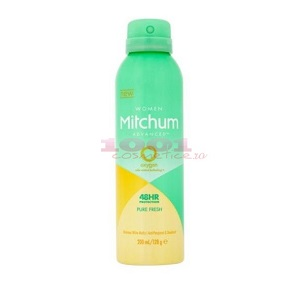 3.Mitchum Aero Pure Fresh