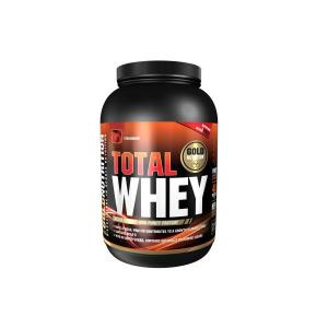 5.Goldnutrition Total Whey Capsuni