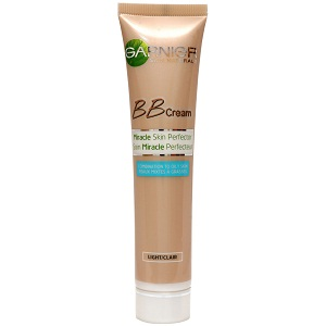 6. Garnier BB Cream Miracle Skin Perfector Oil Free Light