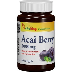 6. Vitaking Acai Berry