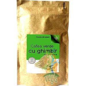 8. Cafea verde macinata cu ghimbir