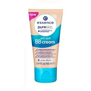 8. ESSENCE PURE SKIN ANTI-SPOT BB CREAM
