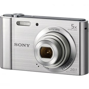 1. Aparat foto digital Sony DSCW800