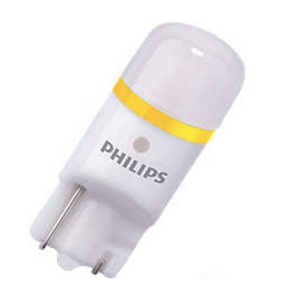 2. Philips W5W Extreme Vision (auto, 12V)