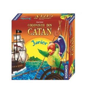 4. Joc de societate Kosmos - Colonistii din Catan - Junior