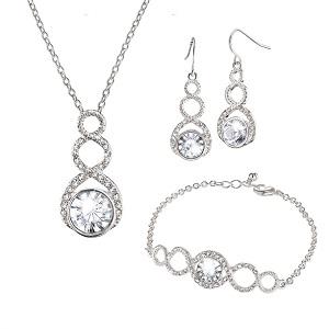 4.Set de bijuterii Avon Nicia