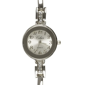 5. Ceas bijuterie Meli Melo Paris Silver