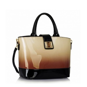 6. Geanta de dama Chicbags Two Tone