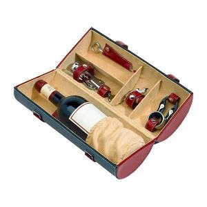 6.Cutie cu accesorii pentru vin Alexer Sauvignon