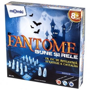 7. Joc educativ Momki Fantome Bune & Rele