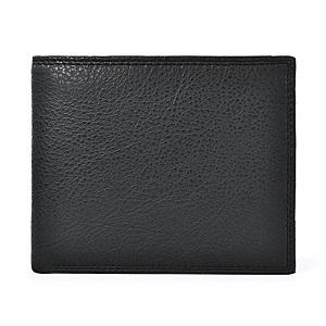 7.Portofel Bocane Black Leather