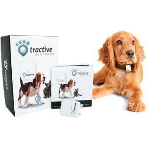 7. Tractive Pet Tracking