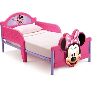 5.Delta Children Disney Minnie Mouse 3d (ieftin)