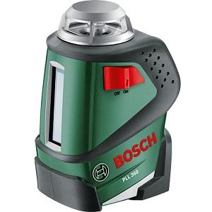 1.Bosch PLL 360