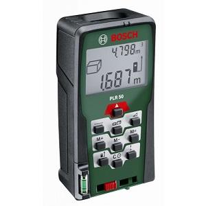 1.Bosch PLR 50