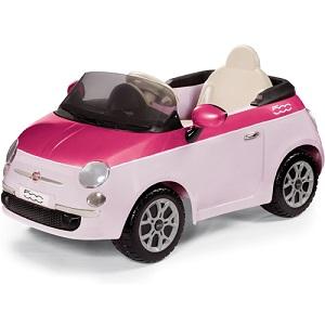 1.Peg Parego Fiat 500 Pink (pedale)