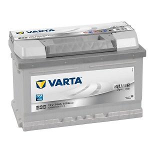 1.Varta Silver 574402075 E38