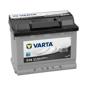 3.Varta Black 556400048 C14 (ieftina)