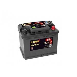 6.Fulmen Standard FC550 (55ah, ieftina)