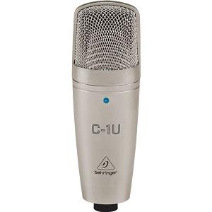 2.Behringer C-1U (studio)