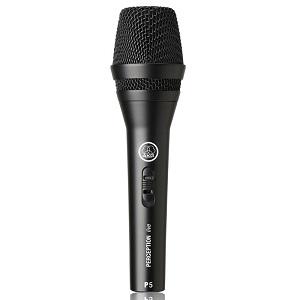 6.AKG Dinamic Vocal P5S (vocal)