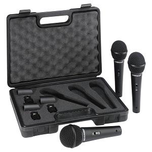 8.Behringer Ultravoice XM1800s (set, karaoke)