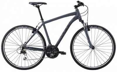 Bicicleta trekking buna