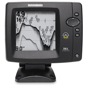 1.Humminbird 561 Dual Beam