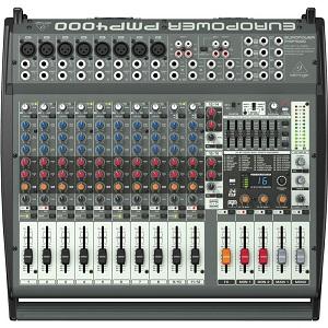 2.Behringer Europower PMP4000 (amplificat)