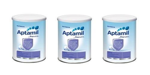 3. Lapte praf Nutricia Aptamil Pepti