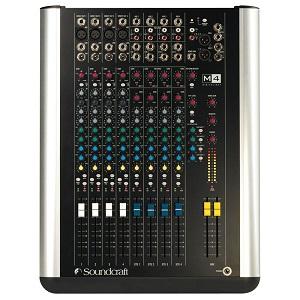 4.Soundcraft M4
