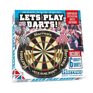 5.Harrows Let's Play Darts (cu sageti)