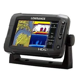 5.Lowrance HDS7