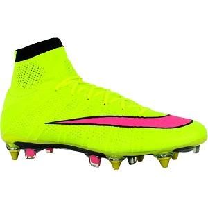 8.Nike Mercurial Souerfly SG-PRO